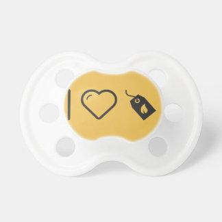 Cajas ecológicas frescas chupetes para bebés