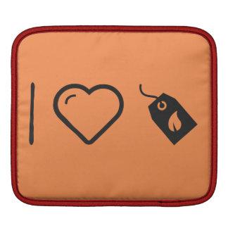 Cajas ecológicas frescas funda para iPads