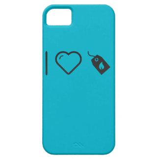 Cajas ecológicas frescas iPhone 5 Case-Mate funda
