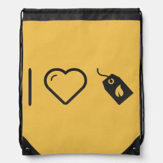 Cajas ecológicas frescas mochilas