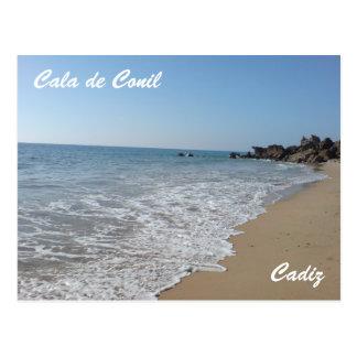 Cala de Conil Postcard Tarjetas Postales