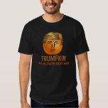 Calabaza divertida de Halloween Trumpkin del Camiseta