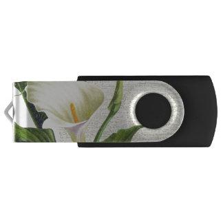 Calas hermosas memoria USB