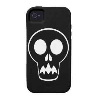 Calavera cráneo skull Case-Mate iPhone 4 carcasa