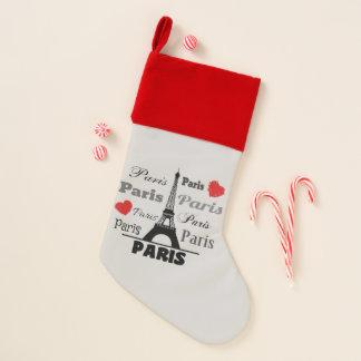 Calcetín Navideño París