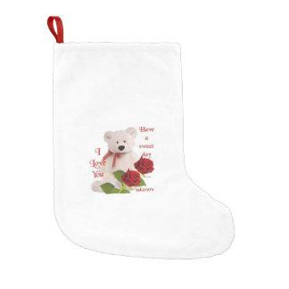 Calcetín Navideño Pequeño medias del navidad