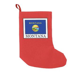 Calcetín Navideño Pequeño Montana