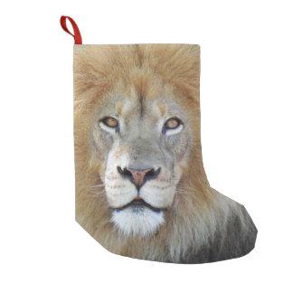 Calcetín Navideño Pequeño Rey del león de la selva