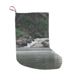 Calcetín Navideño Pequeño Río