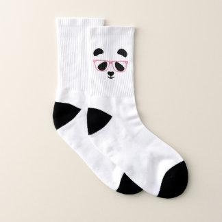 Calcetines Cara linda de la panda