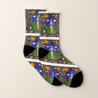 Calcetines Cenicienta (serie de la moda del cuento de hadas