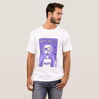 ¡Calcetines de la abeja! Camiseta