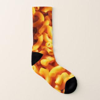 Calcetines de los macarrones con queso