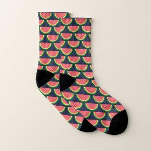 Calcetines divertidos con el modelo lindo de la
