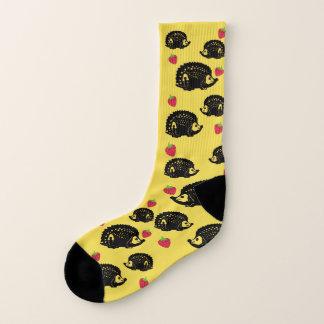 Calcetines ¡Erizos y fresas - roca de los calcetines!
