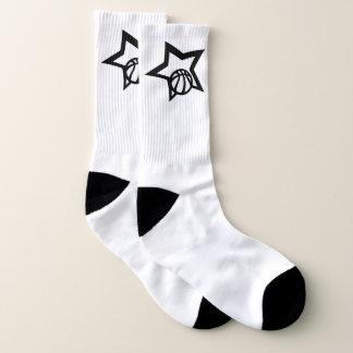 Calcetines Estrella del baloncesto