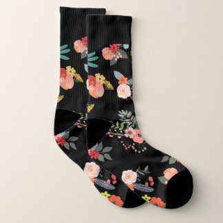 Calcetines Flor