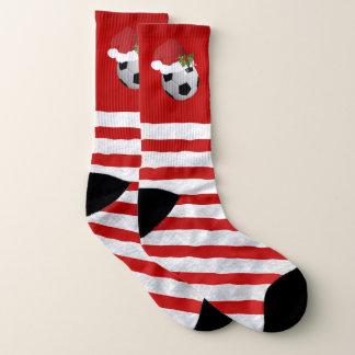 Calcetines Fútbol de las Felices Navidad