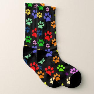 Calcetines Modelo colorido lindo estupendo de la pata del