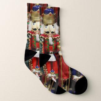 Calcetines Soldados del cascanueces del navidad