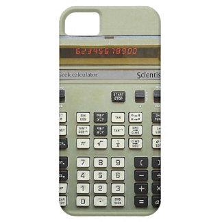 Calculadora del friki iPhone 5 protectores