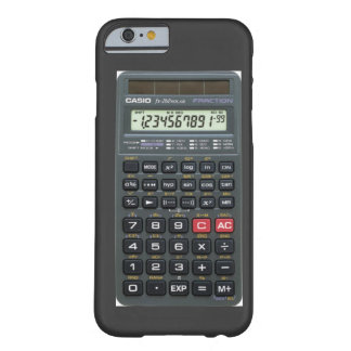 Calculadora Funda De iPhone 6 Barely There