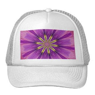 Caleidoscopio floral de lujo del Sugarplum del Win Gorras