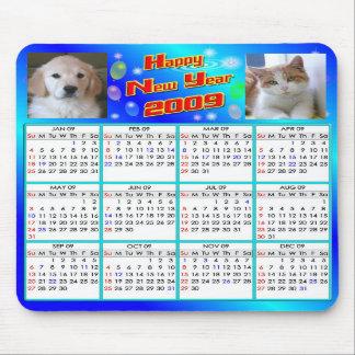 Calendario 2009 y fotos Mousepad Alfombrillas De Ratón