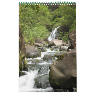 Calendario 2011 de las fotos de Kauai