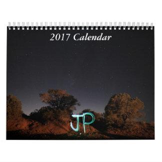 Calendario 2017 de Arizona