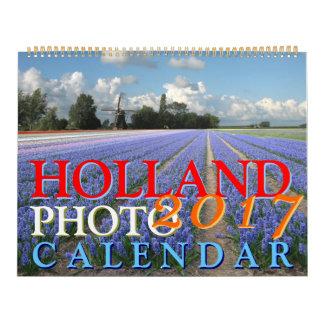 Calendario 2017 de la foto de Holanda