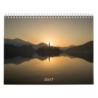 Calendario 2017 del destino