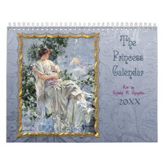 Calendario 2018 la princesa Calendar