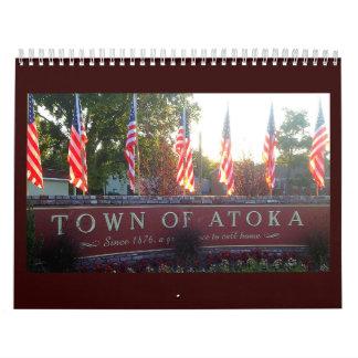 Calendario - Atoka, Tennessee