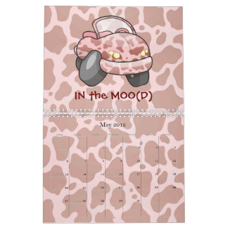 Calendario Coche del MOO