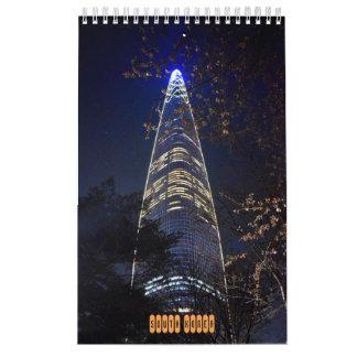 Calendario Corea del Sur