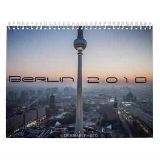 Calendario de Berlín 2018
