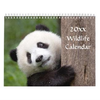 Calendario de la fauna
