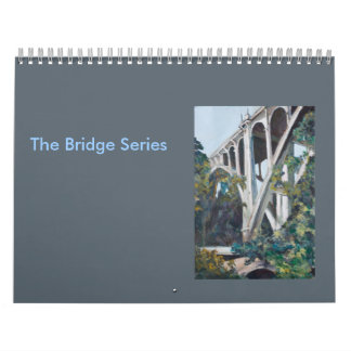 Calendario Calendario de la serie del puente