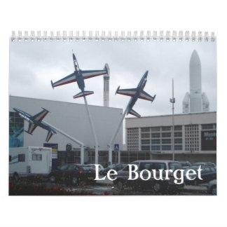 Calendario de Le Bourget