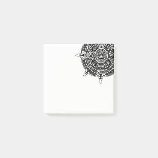 Calendario de los Aztecas Notas Post-it®