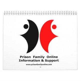 Calendario de los logotipos 2012 de PFO