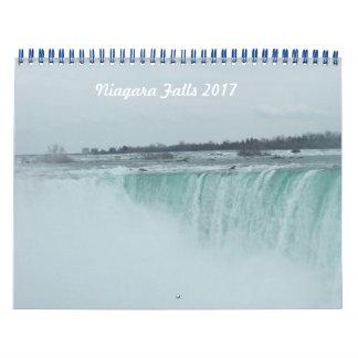 Calendario de Niagara Falls 2017