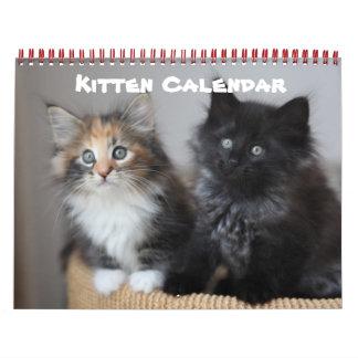 Calendario De Pared Destinos caseros del destino de Cub del bebé de
