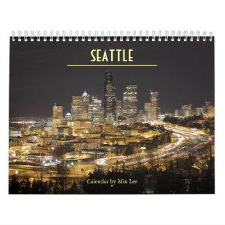 Calendario de Seattle