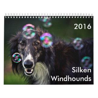 calendario de seda de 14 2016 Windhounds
