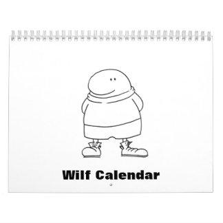 Calendario de Wilf