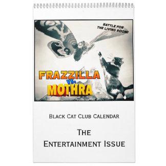 Calendario del club del gato negro, el problema