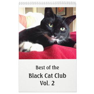 Calendario del club vol. 2 del gato negro