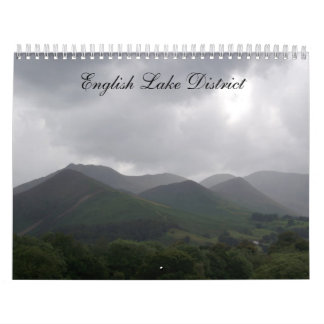 Calendario del distrito del lago